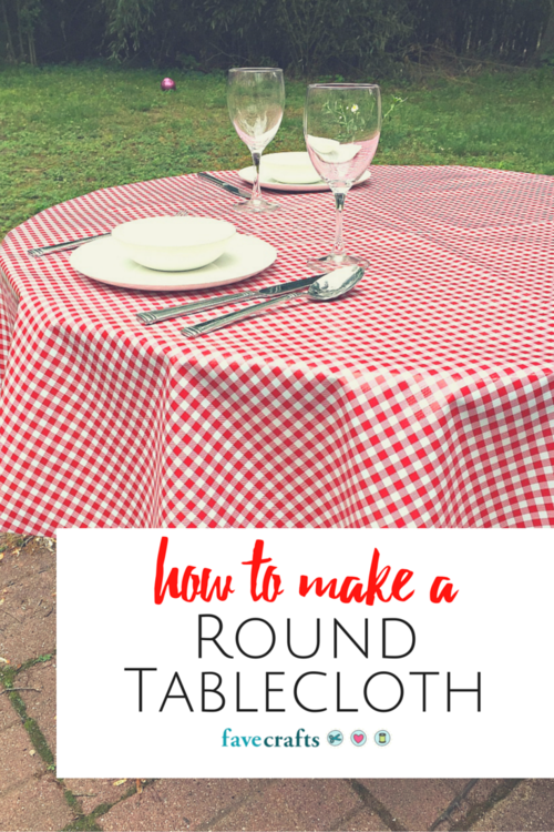 Whether You Are Looking To Create Pretty Picnic Tablecloth Patterns Or  Simply Need A Tablecloth For An Indoor Event, This Insanely Simple And Easy  Tutorial ...