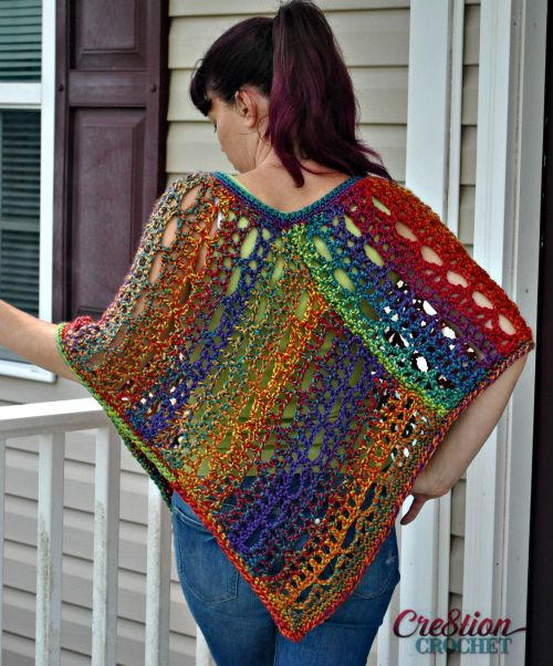 32 Free Crochet Shawl Patterns Crochet Ponchos More