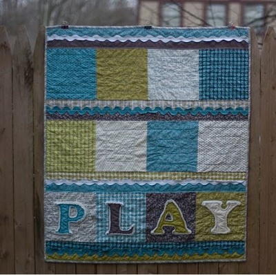 Time for Play Quilt