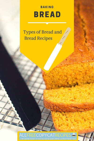 Baking bread 9 types of bread and 9 bread recipes there are so many different kinds of bread that its almost overwhelming when trying to select one to bake in this article baking bread 9 types of bread forumfinder Gallery