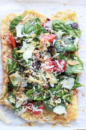 Copycat California Pizza Kitchen Tricolore Salad Homemade Pizza
