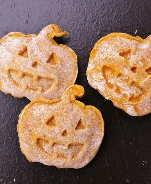 Halloween Homemade Dog Treats
