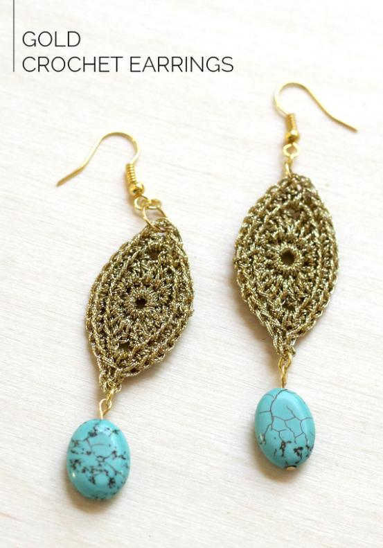 Crochet with Beads: 44 Bead Crochet Patterns   AllFreeCrochet.com