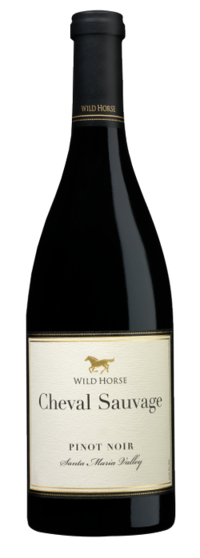 Wild Horse Cheval Sauvage Pinot Noir 2012