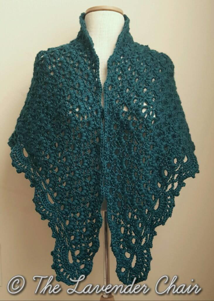 32 free crochet shawl patterns crochet ponchos more daisy fields shawl dt1010fo