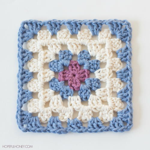 Simple Granny Square AllFreeCrochet Unique Granny Square Crochet Patterns