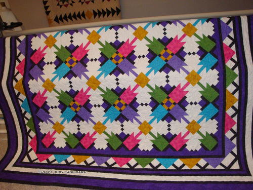 Morning Splash Quilt Pattern