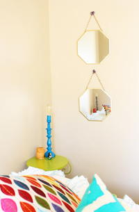 Cute Mirror Wall Decor DIY