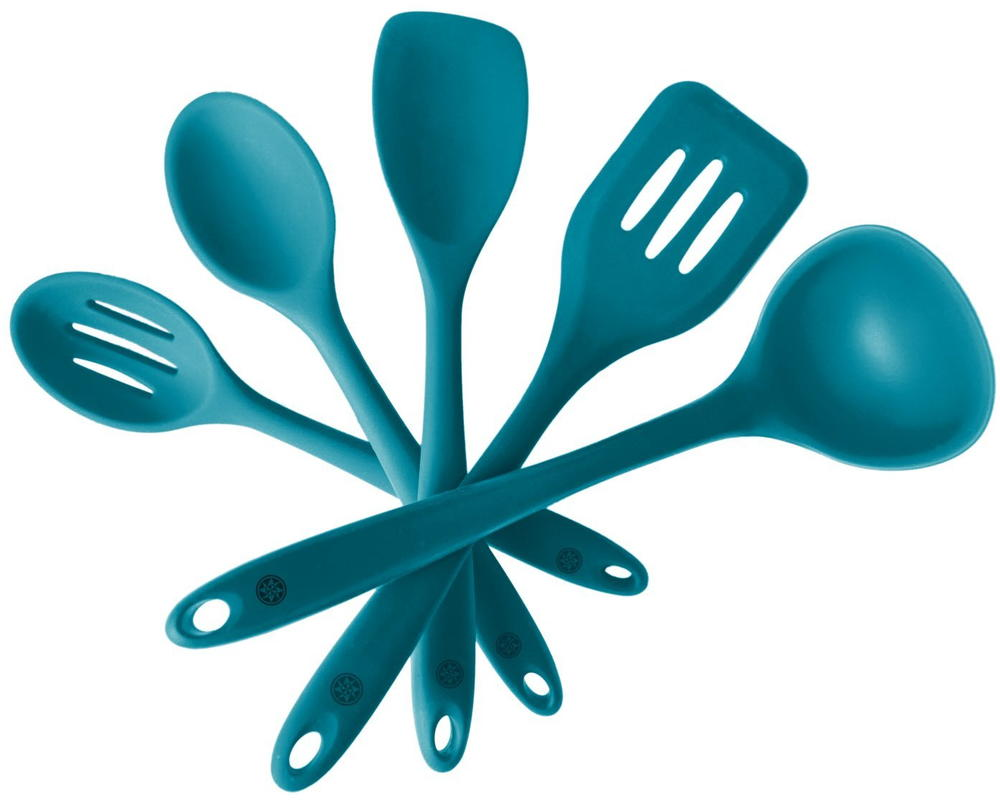 Starpack Silicone Kitchen Utensil Set Review | FaveSouthernRecipes.com