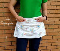 Mom's Vintage Vendor Apron