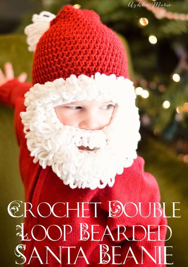 Santa\'s Best Beard | AllFreeCrochet.com
