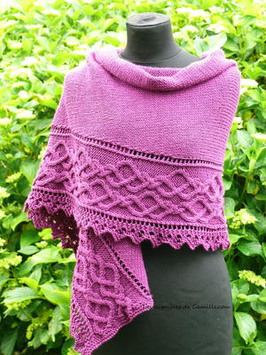 Lovely Day Shawl
