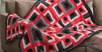The Dynamic Squares Throw Full Pattern