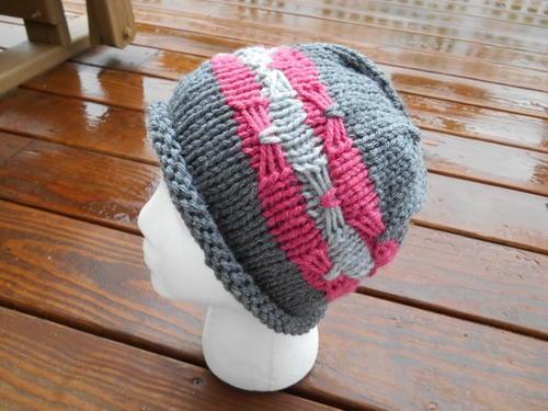 Chunky Knit Hat Pattern Allfreeknitting