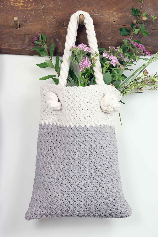 Suzette Modern Crochet Tote Favecrafts Com