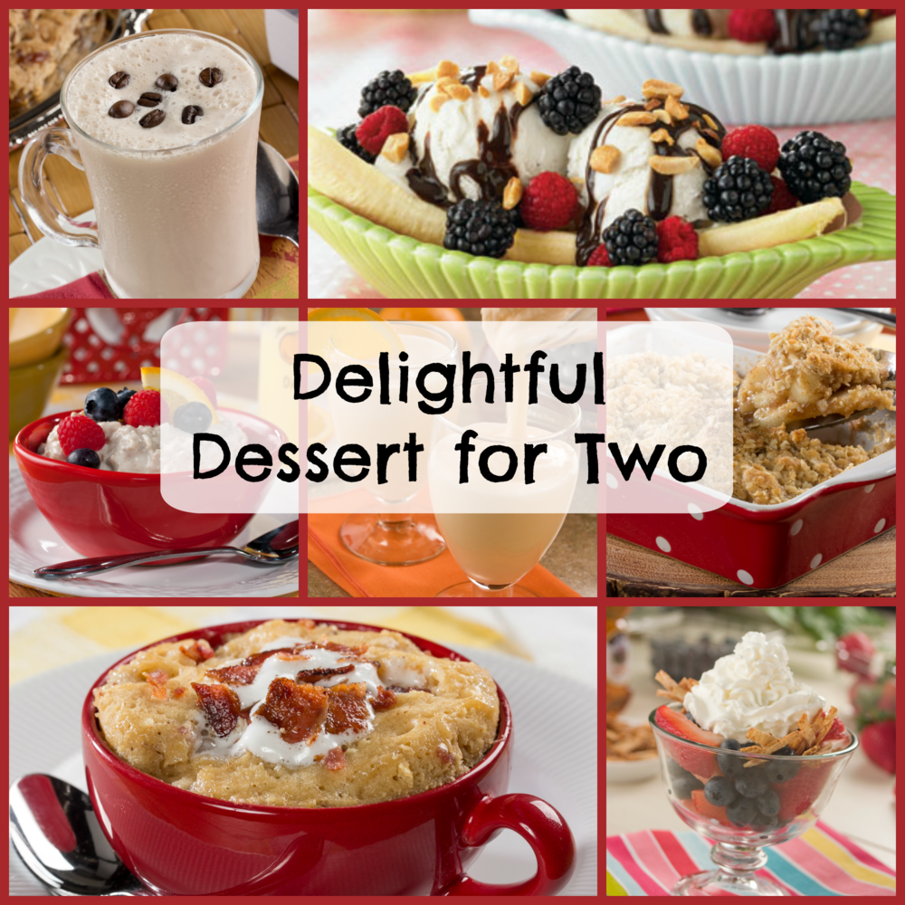 Satisfy a sweet tooth with our yummy dessert recipes. From new twists on old favorites to classic cookies to holiday pies, we've got delicious desserts for every occasion.