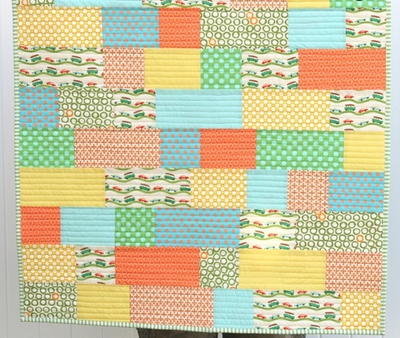 Baby Road Trip Quilt