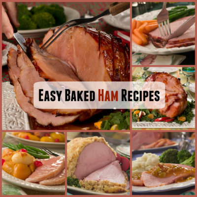 Top 12 easy baked ham recipes mrfood whether youre looking for something for easter christmas or anytime our collection of the top 12 easy baked ham recipes has something for everyone forumfinder Images