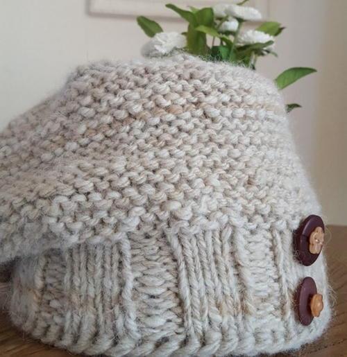 Arctic Alpaca Hat Pattern Allfreeknitting