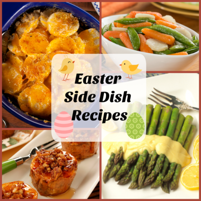 Recipes for easter 8 easter side dish recipes mrfood easter is here and boy have we got some great easter side dish recipes for you while the main dish and the dessert may be a no brainer its tough to forumfinder Image collections