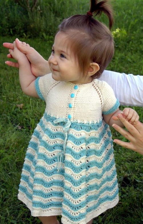 Sunday Best Baby Dress