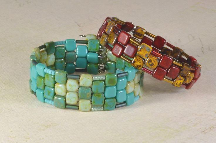 Archipelago Memory Wire Bracelet Allfreejewelrymaking Com