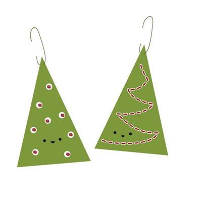 13 Printable Christmas Ornaments