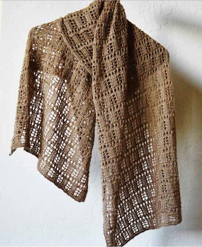 20+ Shawl Knitting Patterns for Fall   AllFreeKnitting.com