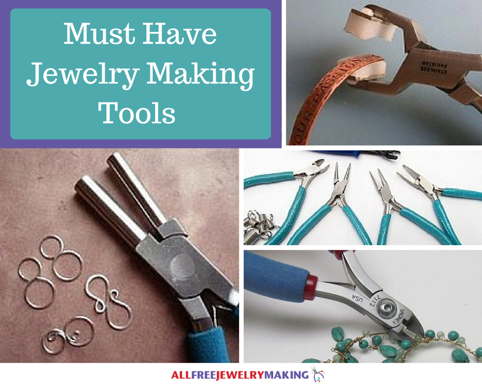 DIY Jewelry: What Tools Do I Need to Start Making Jewelry ...