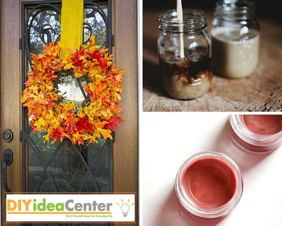 32 Fantastic Fall Ideas Food Decor and Beauty Products