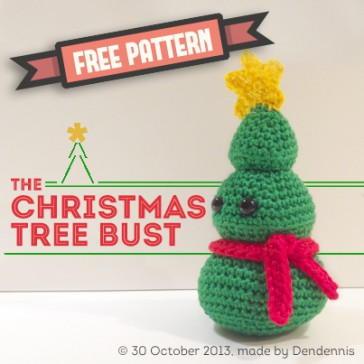 Festive Crochet Christmas Tree Amigurumi Allfreecrochet
