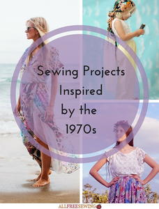 23 Sewing Projects Inspired by the 1970s