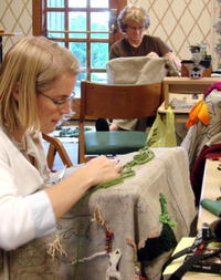 14th Annual Sauder Village Rug Hooking Week