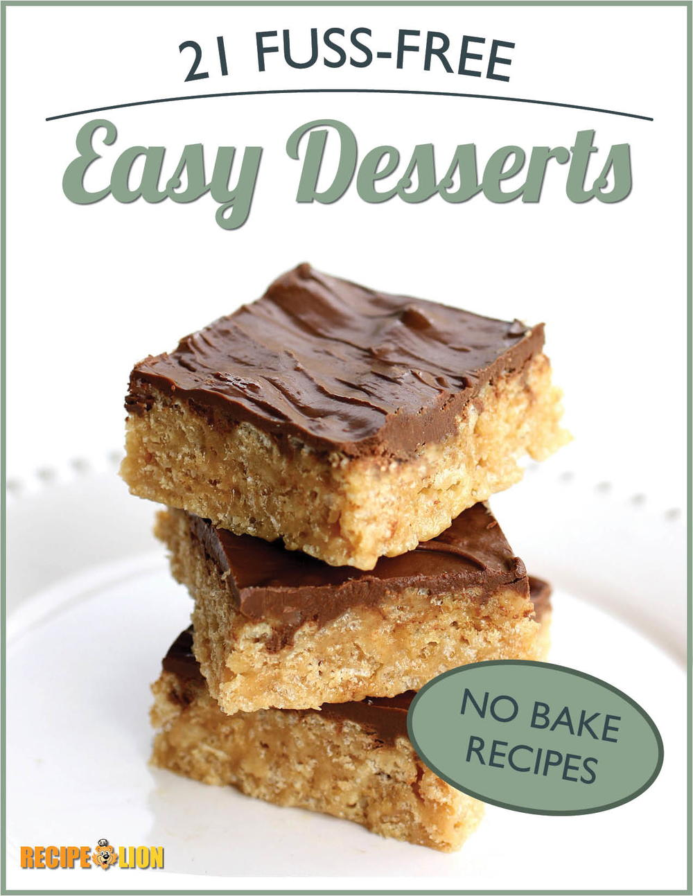 No Bake Recipes 21 Fuss Free Easy Desserts ECookbook