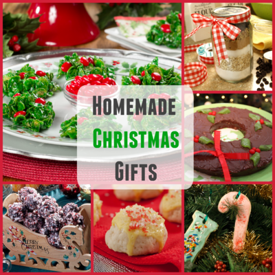 Food for christmas gifts recipes
