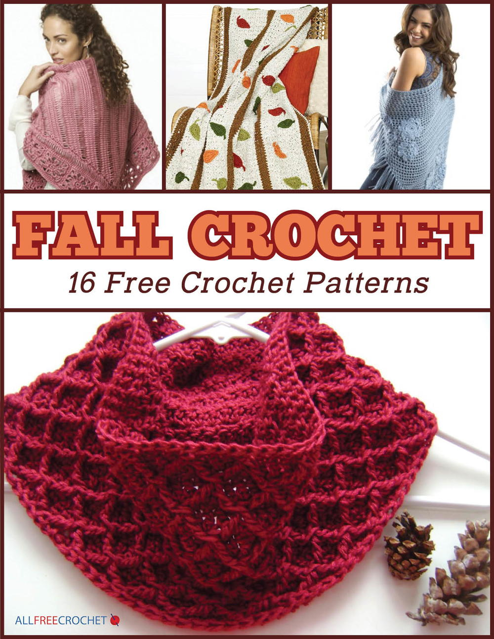 62 crochet poncho patterns allfreecrochet fall crochet 16 free crochet patterns ebook bankloansurffo Choice Image