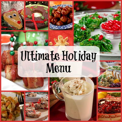 Ultimate holiday menu 350 recipes for christmas dinner holiday ultimate holiday menu 350 recipes for christmas dinner holiday parties more forumfinder Gallery