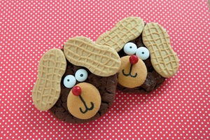 Good Doggie Dog Cookies