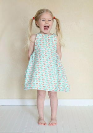 One-Yard Sydney Dress Pattern