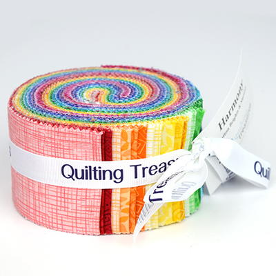 Jelly Roll Fabric Bundle