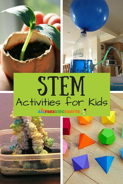 21 STEM Activities for Kids