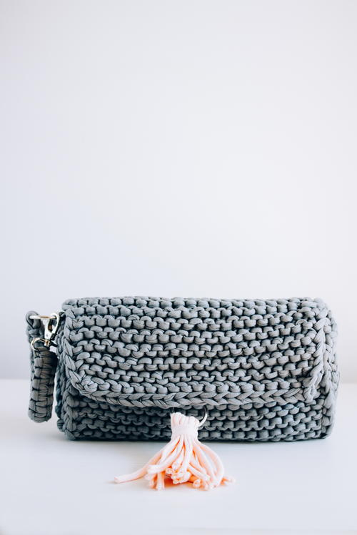 Perfect Knitted Clutch