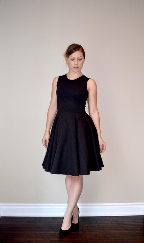 Perfect Little Black Dress Pattern Allfreesewing Com