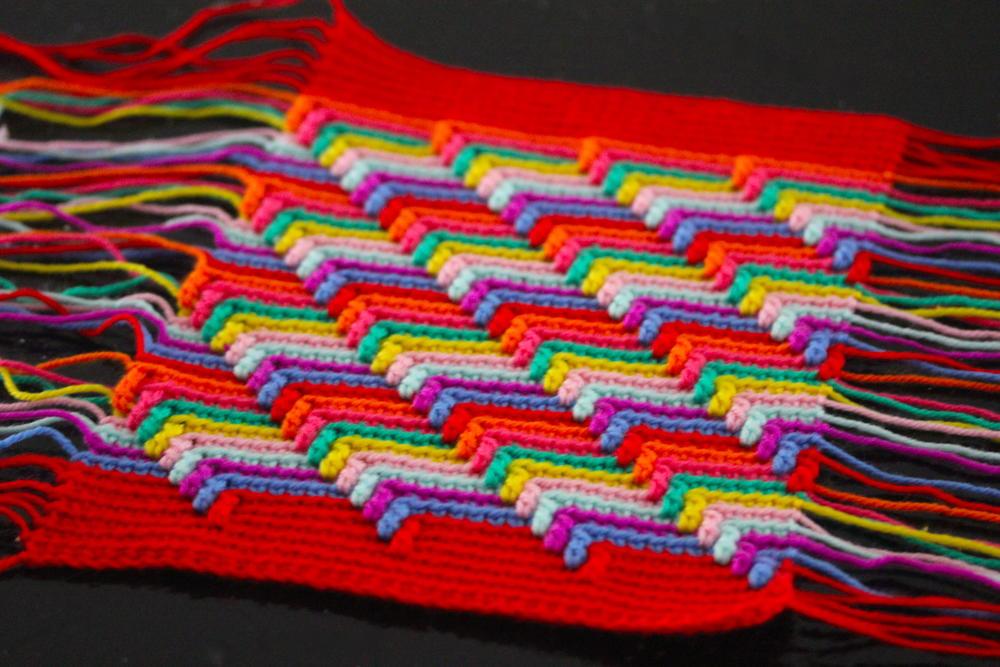 Apache Tears Crochet Blanket Pattern Allfreecrochetafghanpatterns