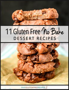 11 Gluten Free No Bake Dessert Recipes
