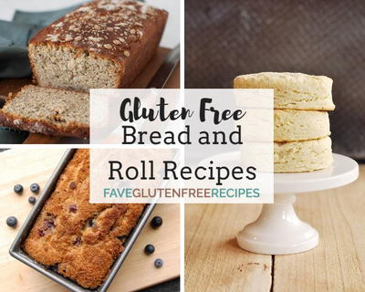 30 Amazing Gluten Free Bread and Roll Recipes