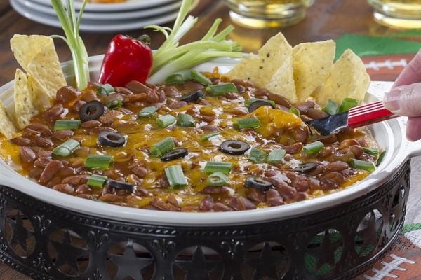 Champion Chili Cheese Dip