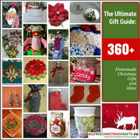 The Ultimate Gift Guide: 360+ Homemade Christmas Gifts and Ideas