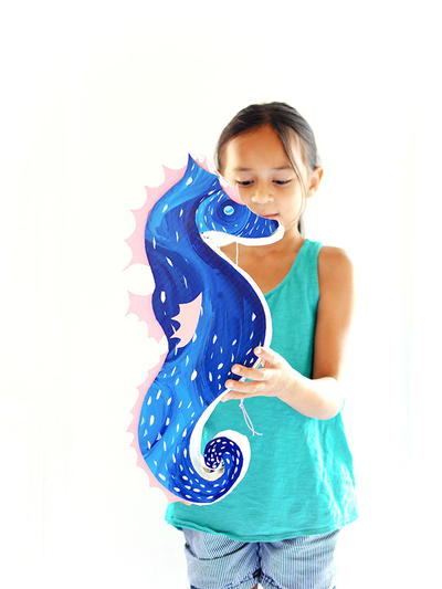 Looking to expand your under-the-sea crafting experience beyond just paper plate crafts? We\u0027ve also gathered some great general paper crafts for kids that ...  sc 1 st  AllFreeKidsCrafts & 15 Sea Creatures for Kids to Make | AllFreeKidsCrafts.com
