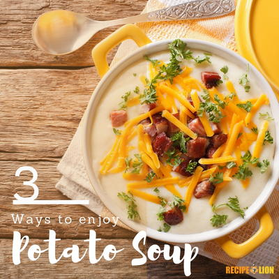 3 easy potato soup recipes recipelion 3 easy potato soup recipes forumfinder Gallery